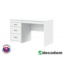 PC stolek - Decodom - Lirot - Typ 61 (bíla arctic)