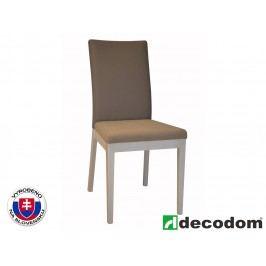 Jídelní židle - Decodom - Venda (pino aurelio + hnědá)