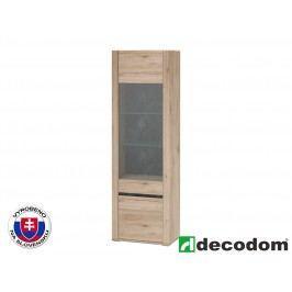 Vitrína - Decodom - Medasto - Typ 01