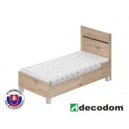 Jednolůžková postel 90 cm - Decodom - Medasto - P90