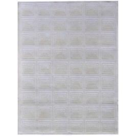 Ručně vázaný koberec - Bakero - Kandla 2839 White