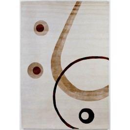 Ručně vázaný koberec - Bakero - Kandla 2894 White
