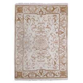 Ručně vázaný koberec - Bakero - Agra D24 White
