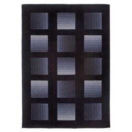Ručně všívaný koberec - Bakero - Casablanca 44-1014-02 Silver/Black