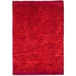 Ručně vázaný koberec - Bakero - Barcelona 119-03 Burgundy