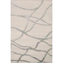 Ručně vázaný koberec - Bakero - Alicante 10-36 4644 Silver-Turquise