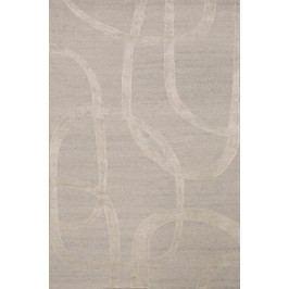 Ručně vázaný koberec - Bakero - Alicante 8-40 4642 Silver Beige