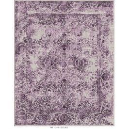 Ručně vázaný koberec - Bakero - Versailles Mb-304 Lila