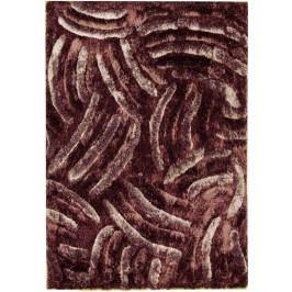 Strojovo tkaný koberec - Bakero - Dinamica 3D Chocolate