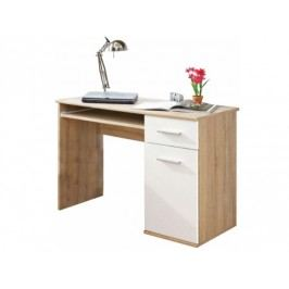 PC stolek - Emio - Typ 06 - Bílá