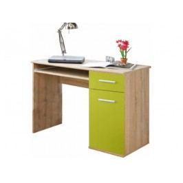 PC stolek - Emio - Typ 06 - Zelená