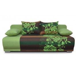 Pohovka - Remi - zelená
