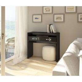 PC stolek - WIP - Zoom černá + lesk černý