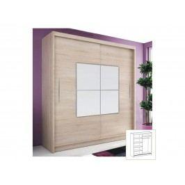 Šatní skříň - WIP-GK - Boca III
