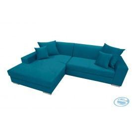 Rohová sedací souprava Mexico modrá