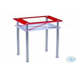 Jídelní stůl B66 60x80 červená