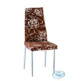 Jídelní židle H-261 béžovohnědá