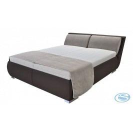 Čalouněná postel Lyon 180x200 s úložným prostorem - BLANAŘ