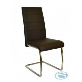 Jídelní židle Y100 hnědá