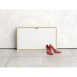 Botník Shoes 59000 dub sonoma/bílá - TVI