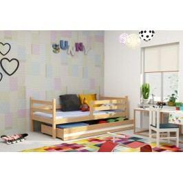 Dětská postel Eryk 90x200 cm - BMS
