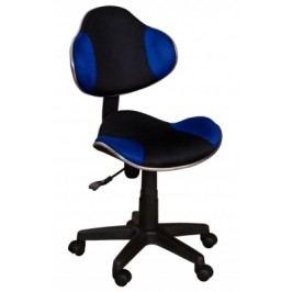 Dětská židle Flash Q-G2 modrá