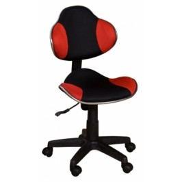 Dětská židle Flash Q-G2 červená
