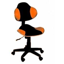 Dětská židle Flash Q-G2 oranžová