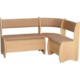 Rohová lavice Janka 140x110 - ARTEN