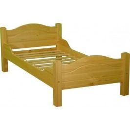 Dřevěná postel Max V+15 90x200 - ARTEN