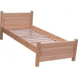 Dřevěná postel Stela 90x200 - ARTEN