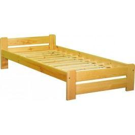 Dřevěná postel Anetka 1860x200 - ARTEN