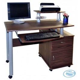 PC stůl CT-2631 ořech