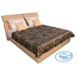 Čalouněná postel Havana 4 180x200 cm - BLANAŘ