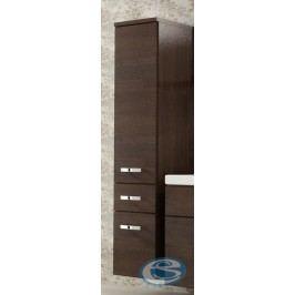 Koupelnová skříňka Evo vysoká wenge