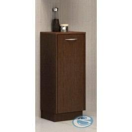Koupelnová skříňka Nancy-wenge