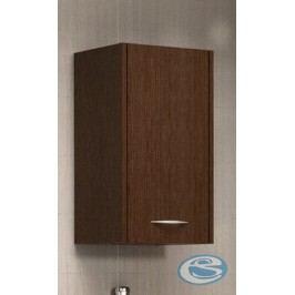 Závěsná koupelnová skříňka Nancy-wenge