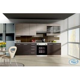 Kuchyňská linka Chamonix 180/240 cm