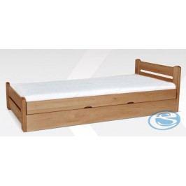 Dřevěná postel Relax 140x200 - GABI