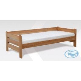 Dřevěná postel Slow 90x200 - GABI