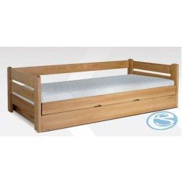 Dřevěná postel Dream 120x200 - GABI