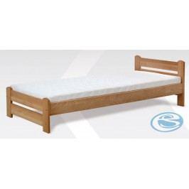 Dřevěná postel Pause 140x200 - GABI