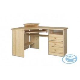 Rohový psací stůl BR107 -