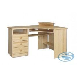 Rohový psací stůl BR108 -