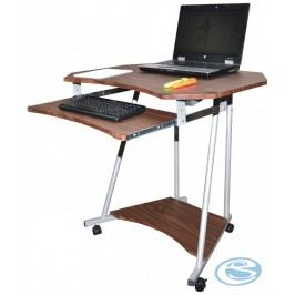 Pc stůl CT-2612 ořech