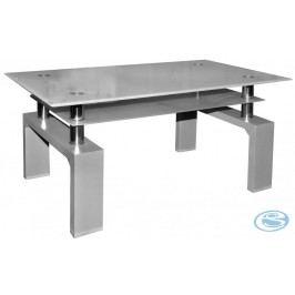 Konferenční stolek Diana Lisa šedý