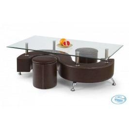 Konferenční stolek Nina 3 H - HALMAR
