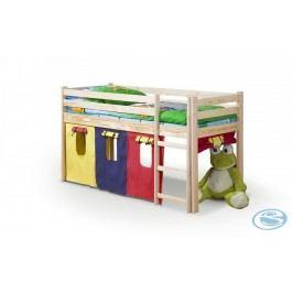 Dětská postel Neo olše - HALMAR