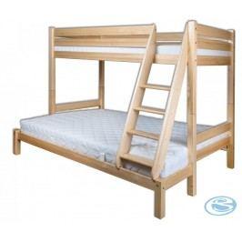 Patrová postel LK155 90/140x200 -