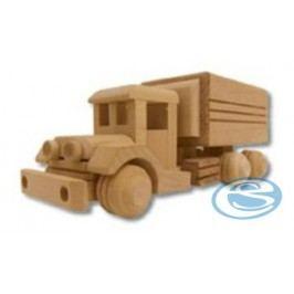 Dřevěná hračka kamion AD105 -